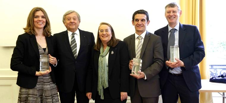 Lauréats 2013
